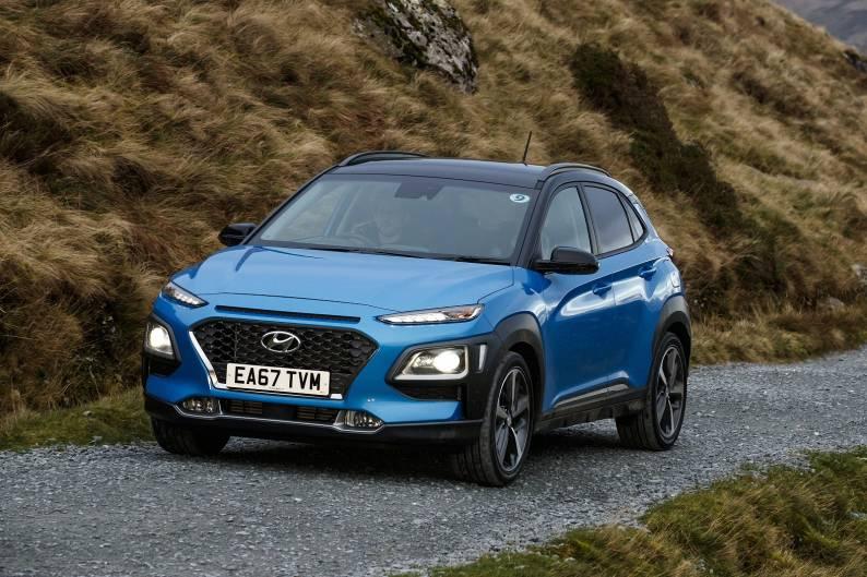 Hyundai Kona 1.6 T-GDi review