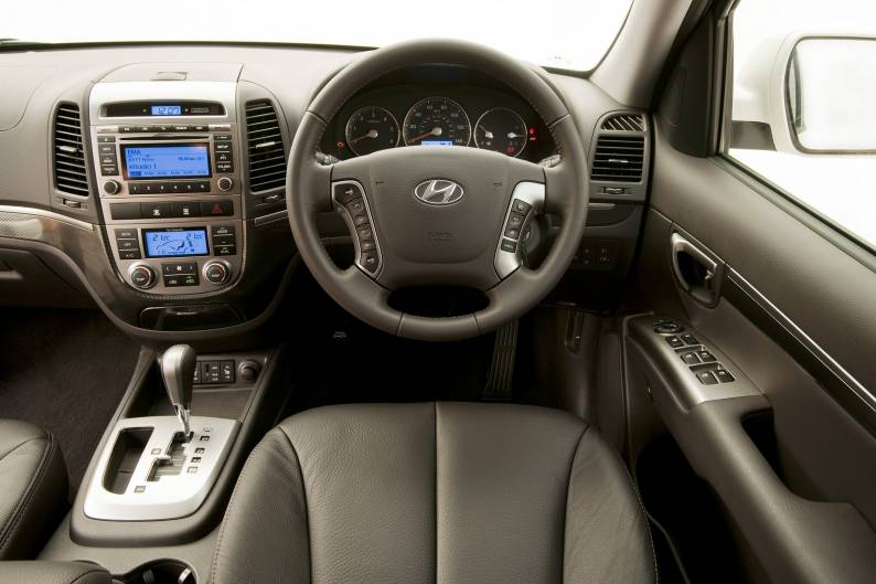 ... Hyundai Santa Fe (2006   2010) Used Car Review ...