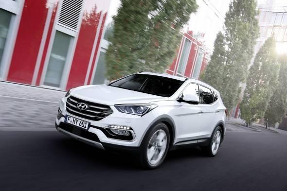 Hyundai Santa Fe 2.2 CRDi 7-Seat 4WD review