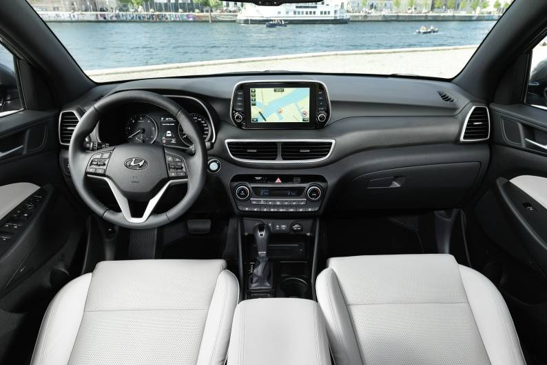 Hyundai Tucson Review Car Review Rac Drive