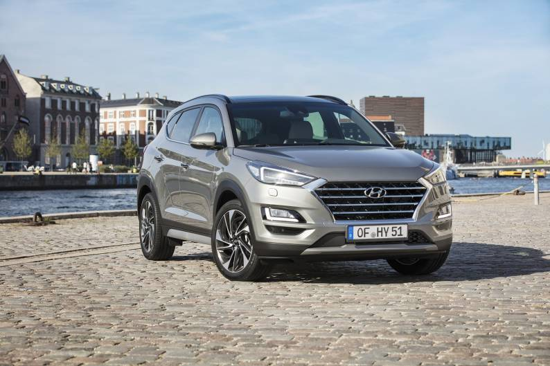 Hyundai Tucson review | Car review | RAC Drive