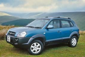 Hyundai Tucson (2004 - 2009) used car review