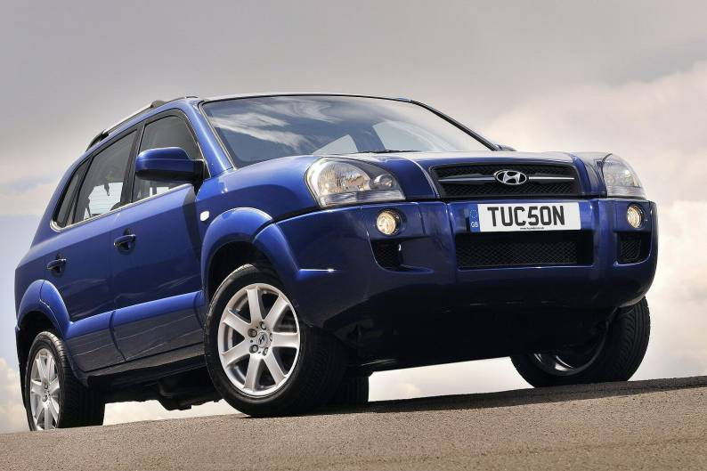 Hyundai Tucson (2004 - 2009) used car review | Car review