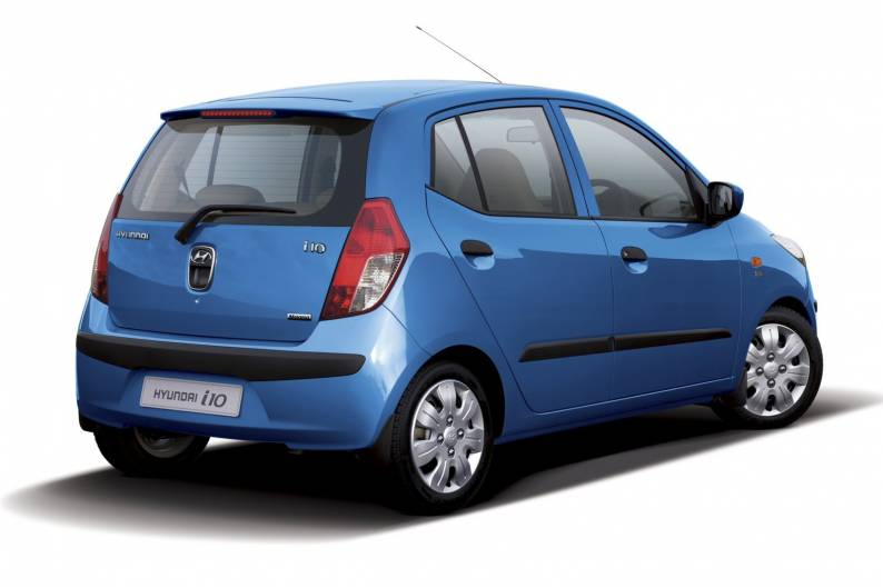 hyundai i10 2008 2010 used car review car review rac drive. Black Bedroom Furniture Sets. Home Design Ideas