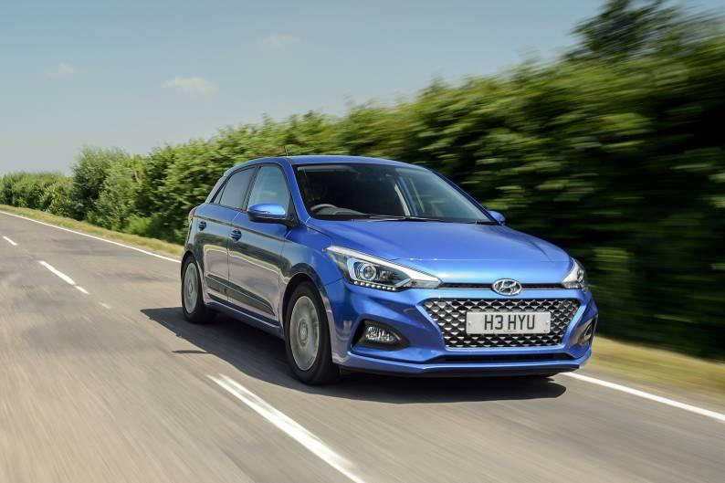 Hyundai i20 review | Car review | RAC Drive