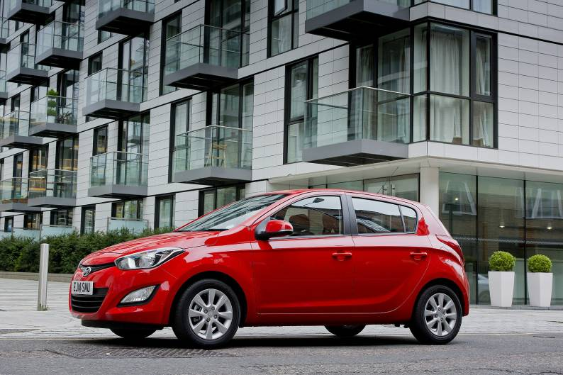 hyundai i20 2012 2014 used car review car review rac drive. Black Bedroom Furniture Sets. Home Design Ideas
