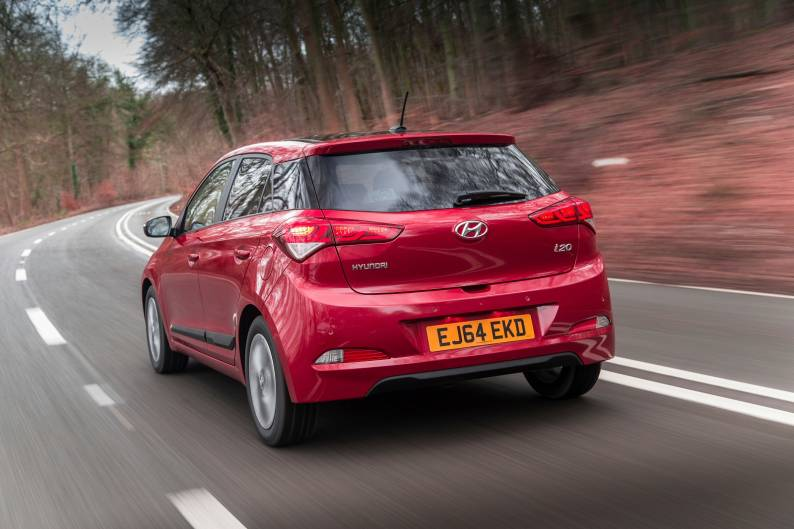 Hyundai i20 1.2 review