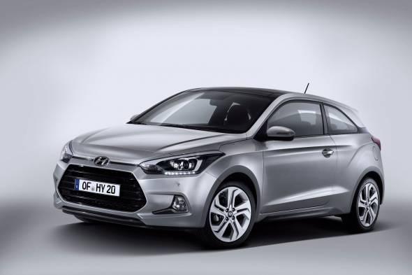 Hyundai i20 3 door review