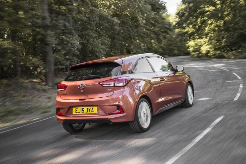 Hyundai i20 Coupe review