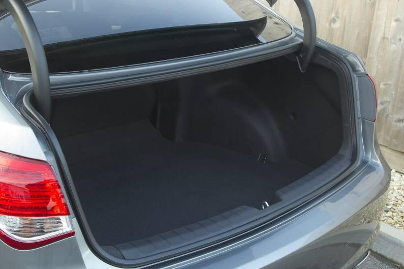 Hyundai i40 Saloon review