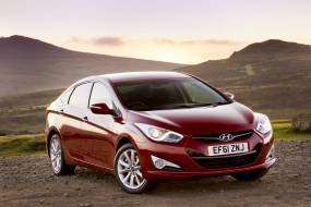 Hyundai i40 Saloon review