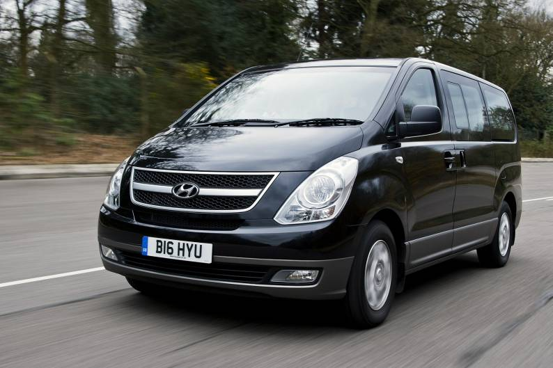 Hyundai I800 Review Car Review Rac Drive