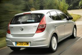 Hyundai i30 (2007- 2010) used car review