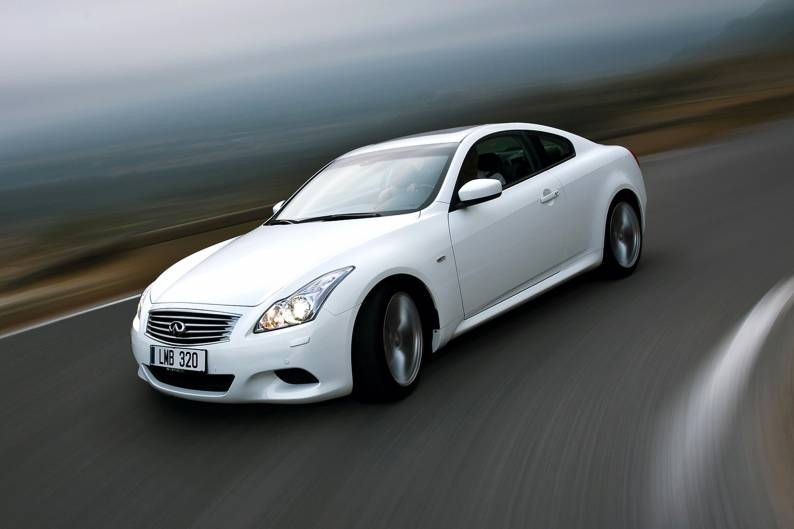 Infiniti G37 Coupe (2009 - 2013) used car review | Car