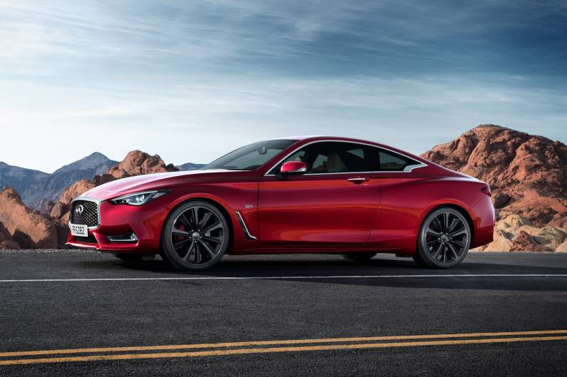 Infiniti Q60 Coupe Review Car Review Rac Drive