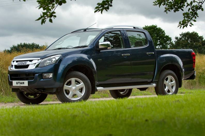 isuzu d-max doublecab 4x4 utah review | car review | rac drive