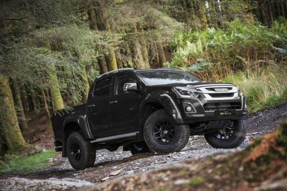 Isuzu D-Max Arctic Trucks AT35 review