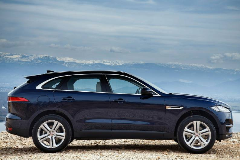 Jaguar F-PACE SUV Tailored Indoor//Outdoor Car Cover 2016 Onwards