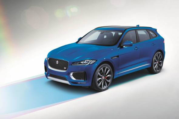 Jaguar F-PACE S 3.0-litre Diesel review