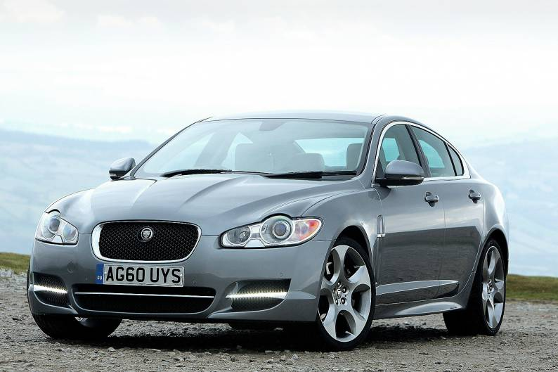 Captivating ... Jaguar XF (2008   2010) Used Car Review ...