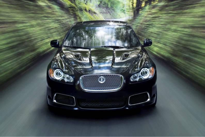 Lovely ... Jaguar XFR (2009   2011) Used Car Review ...