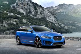 Jaguar XFR-S Sportbrake review