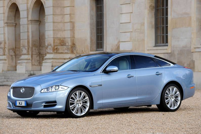 Jaguar XJ 3 0 D review Car review