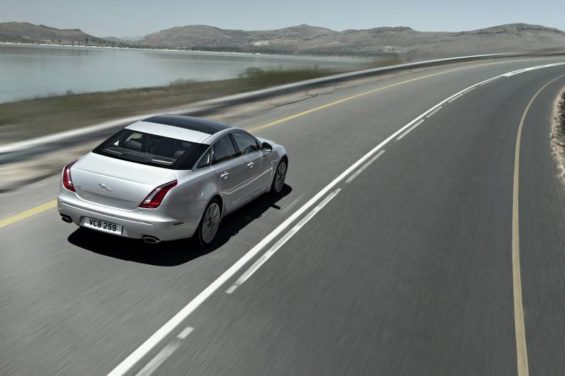 Jaguar XJ 3.0D V6 long wheelbase review