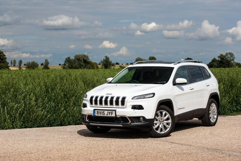 Jeep Cherokee review