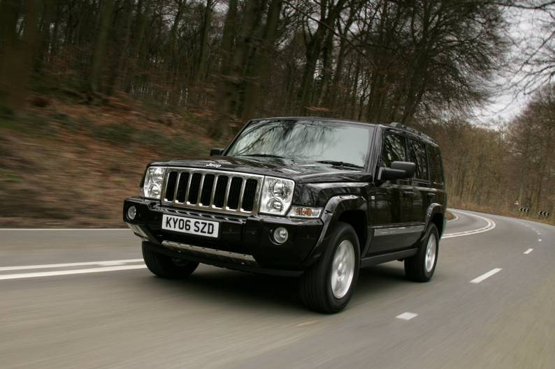 Jeep Commander (2006   2009) Used Car Review