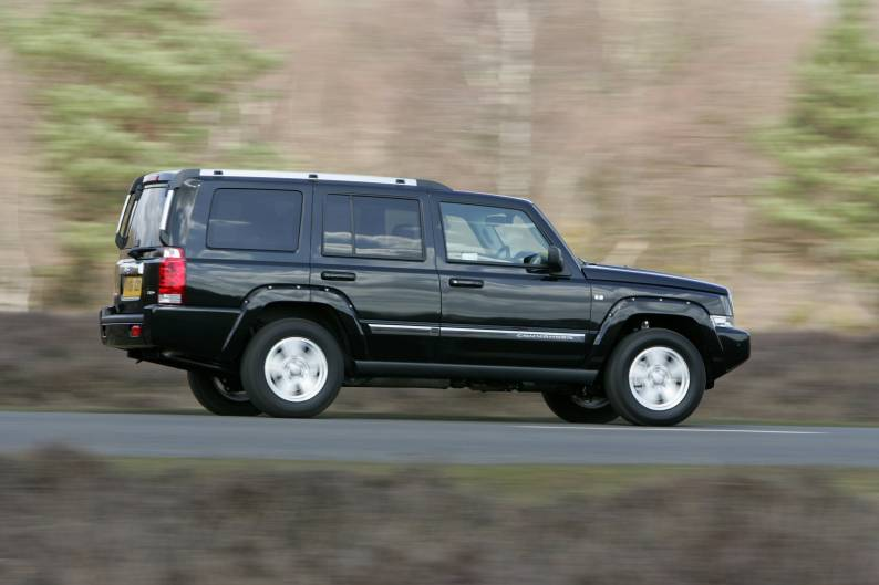 ... Jeep Commander (2006   2009) Used Car Review ...