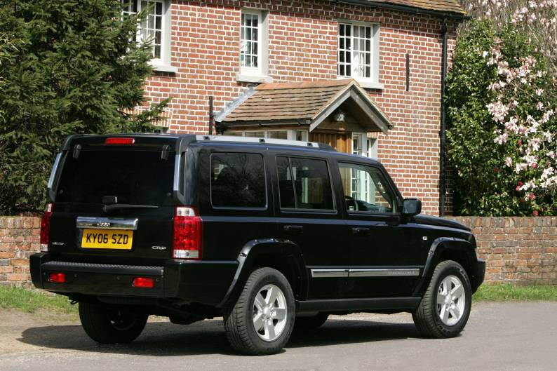 Great ... Jeep Commander (2006   2009) Used Car Review ...