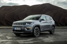 Jeep Compass 2.0 MultiJet 140hp 4x4 Limited review
