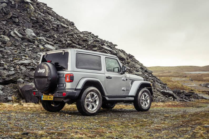 Jeep Wrangler review | Car review | RAC Drive