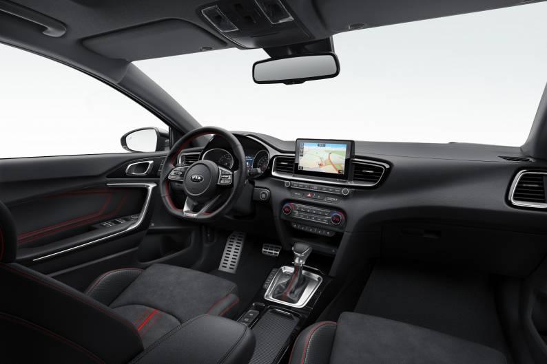 Kia Ceed GT review