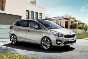 Kia Carens review