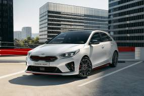 Kia Ceed GT review
