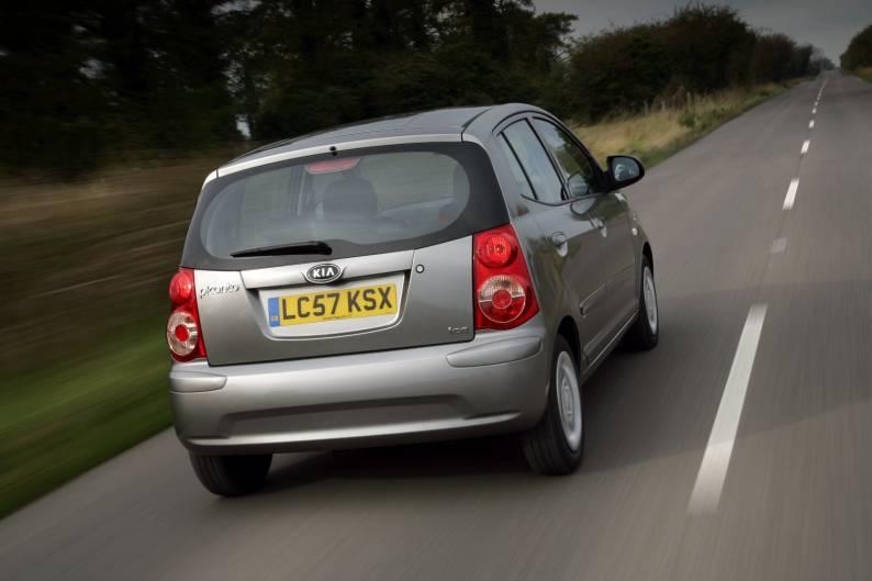 Kia Picanto (2004 - 2011) used car review