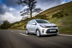 Kia Picanto 1.0 review