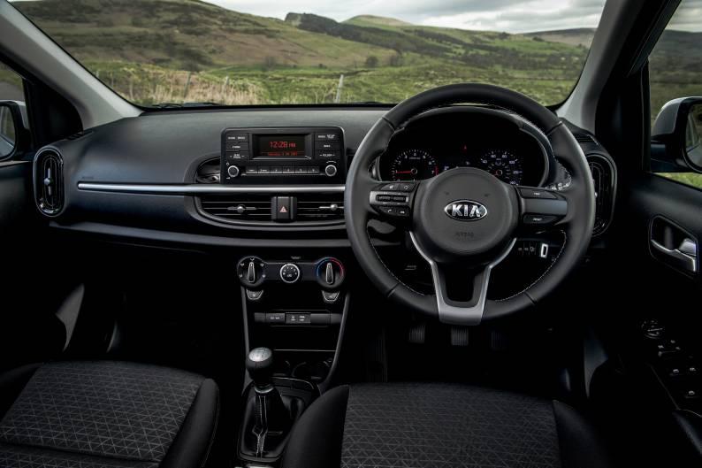 Kia Picanto 1.0 review