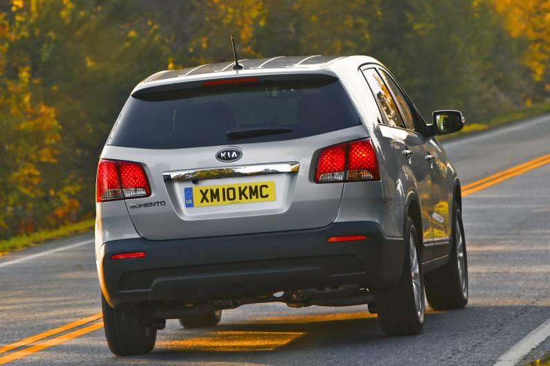 ... Kia Sorento (2010   2012) Used Car Review ...