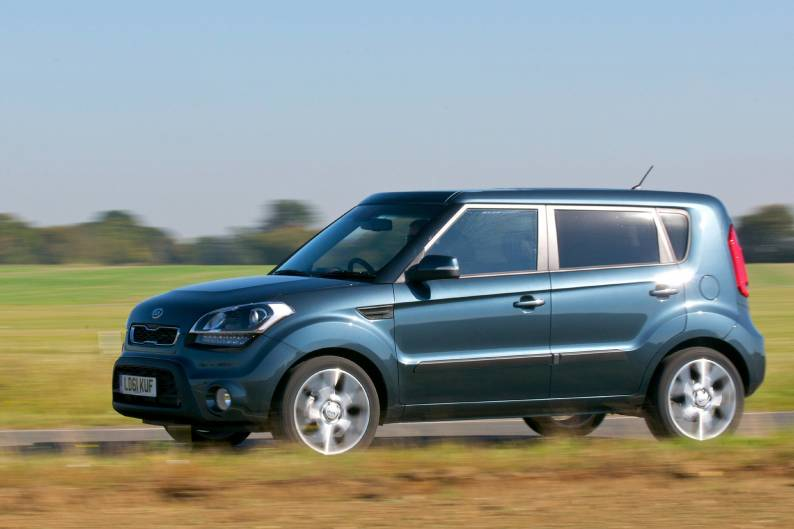 kia soul 2009 2011 used car review car review rac drive. Black Bedroom Furniture Sets. Home Design Ideas