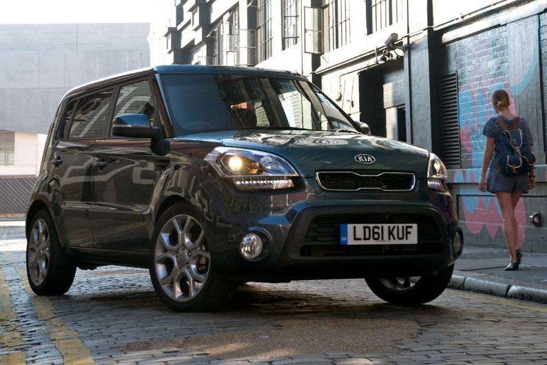 ... Kia Soul (2012   2013) Used Car Review ...