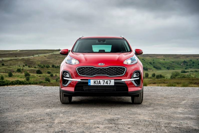 Kia Sportage review