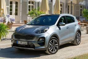 Kia Sportage 1.6 CRDi review