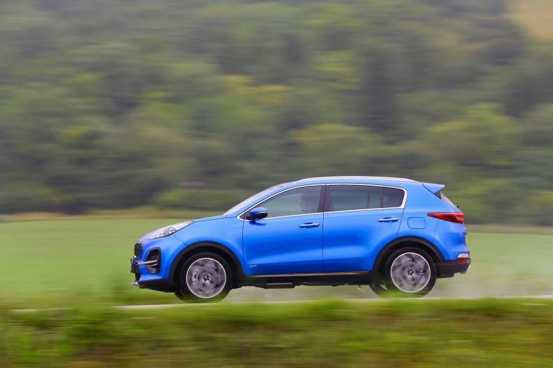 ... Kia Sportage 1.6 GDi Review ...