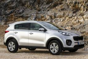 Kia Sportage 1.7 CRDi review