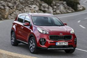 Kia Sportage - Long Term Test review