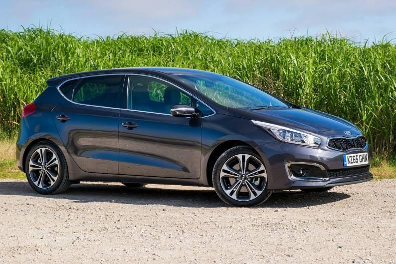 Kia cee'd 1.0 T-GDI review