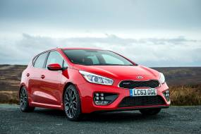 Kia cee'd GT review
